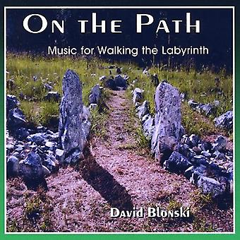 David Blonski - On the Path-Music for Walking the Labyrinth [CD] USA import