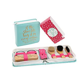 CGB Giftware Oh So Pretty Shoe Care Kit