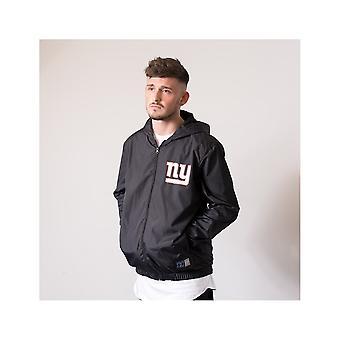Majestätiska atletisk Nfl New York Giants Racer Track Jacket
