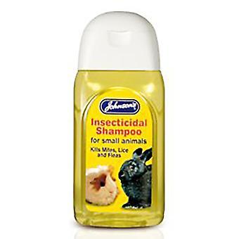 Johnsons hyönteisten Shampoo kani, pienet eläimet