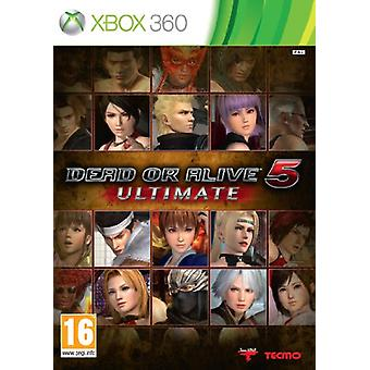 Dead or Alive 5 - Ultimate (Xbox 360) - New