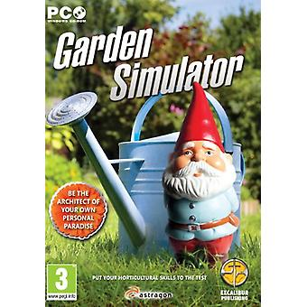 Garden Simulator (PC CD) - Neu