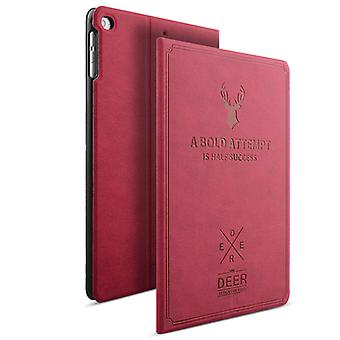 Design bag Backcase smart cover Pink for NEW Apple iPad 9.7 2017 case new