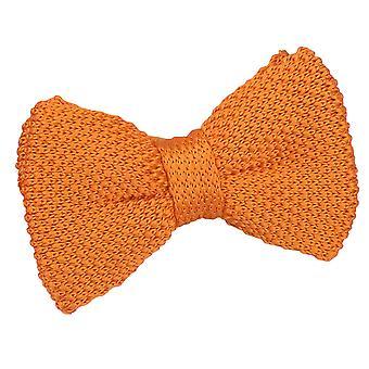 Mandarin strikket pre knyttet sløyfe for gutter