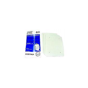 Electrolux Filter - Pack 3 (EF43C)