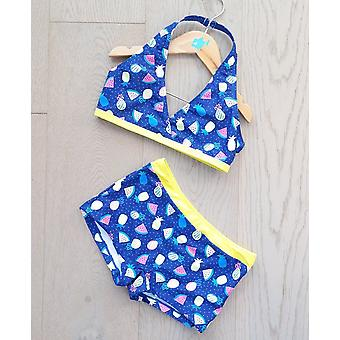 Big Fisch filles Fruit Bikini