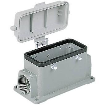 Harting Han® 16B-asg1-K-21 09 30 016 1220 Socket enclosure 1 pc (s)