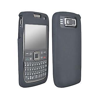 Pack 5 - Unlimited peau Gel cellulaire pour Nokia E73 (noir)