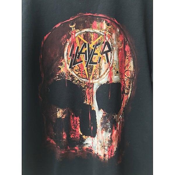 Amplifié amplifié Slayer unisexe monde Sacrifice T Shirt Charcoal