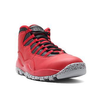 Air Jordan 10 Retro 30Th 'Bulls Over Broadway' - 705178-601 - Shoes