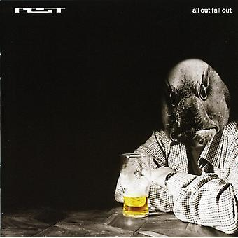Pest - All Out Fall Out [CD] USA import