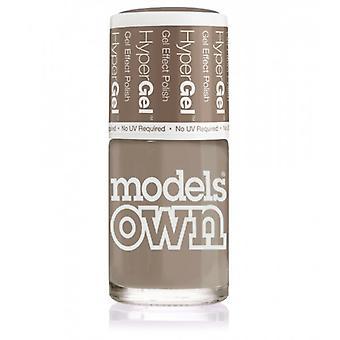 Models Own Hyper Gel Grey Storm 14ml