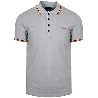 Diesel Grey T-Randy Polo Shirt