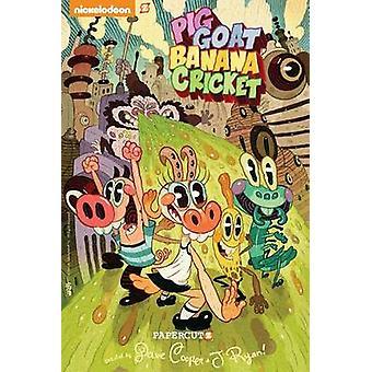 Cochon chèvre banane Cricket - 1 par Eric Esquivel - livre 9781629914824