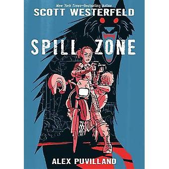 Spill Zone by Scott Westerfield - Alex Pavilland - 9781596439368 Book