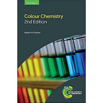 Väri kemia (2 uusi painos) Robert M. Christie - 9781849733