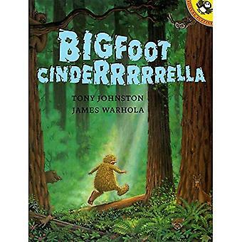 Bigfoot Cinderrrrrella (kuva Puffin Books)