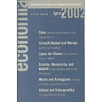Economia: Voorjaar 2002: dagboek van de Latijns-Amerikaanse en Caribische Economic Association (Economo een)