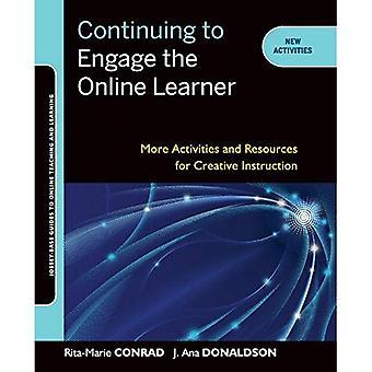 Continuando a coinvolgere lo studente Online: più attività e risorse per l'insegnamento creativo