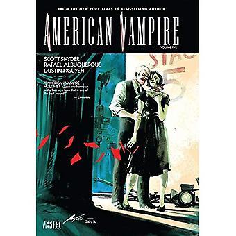 Vampiro americano Volume 5 TP