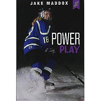Power Play (Jake Maddox Jv Girls)