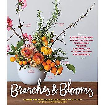 Rami & fioriture: Una guida dettagliata alla creazione magica centrotavola, corone, ghirlande e altri accordi di imprevisti