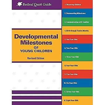 Utvecklingsmässiga milstolpar av småbarn (Redleaf Quick Guide)