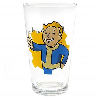 Fallout-großes Glas-Vault-Boy