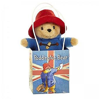 Paddington Bear in Union Jack zak