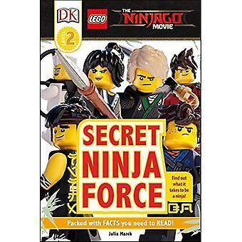 DK Readers L2: The Lego(r)� Ninjago(r) Movie: Secret Ninja Force (DK Readers)