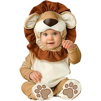 Pretty Lion Toddler Costume