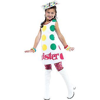 Twister Game Child Costume