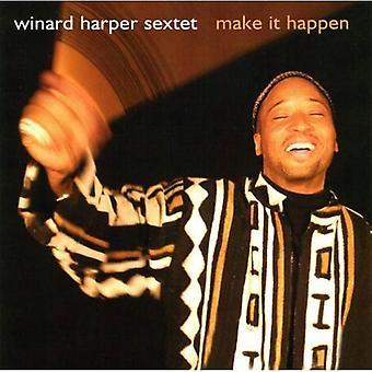 Winard Harper - Make It Happen [CD] USA import