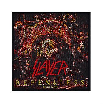 Slayer Repentless geweven Patch