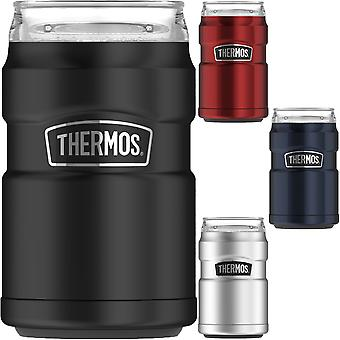 Thermos 10 Oz. Stainless King roestvrijstaal kan isolator Tumbler