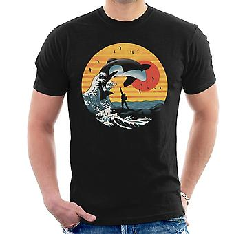 The Great Killer Whale Free Willy Men es T-Shirt