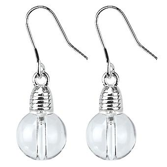 Light Bulb Drop Earrings