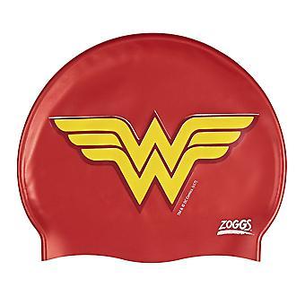 Wonder Woman Silicone Cap