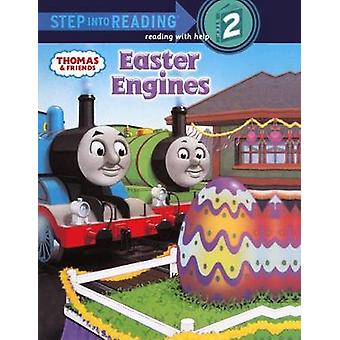 Easter Engines by Wilbert Vere Awdry - Richard Courtney - 97806062371