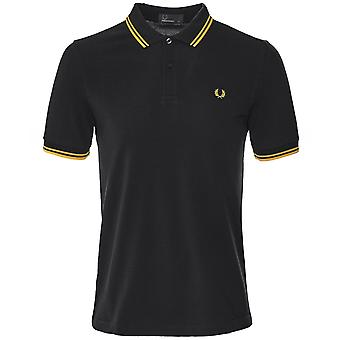 Fred Perry Twin Tipped Polo Camisa M3600 506