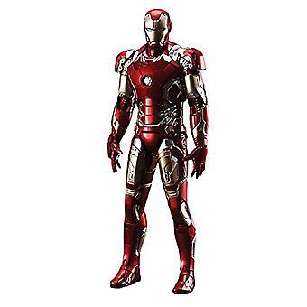 Avengers 2 Iron Man Mark XLIII multi Pose model Kit Vignette