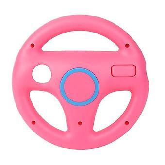 Racing wheel for Wii/Wii U-Pink
