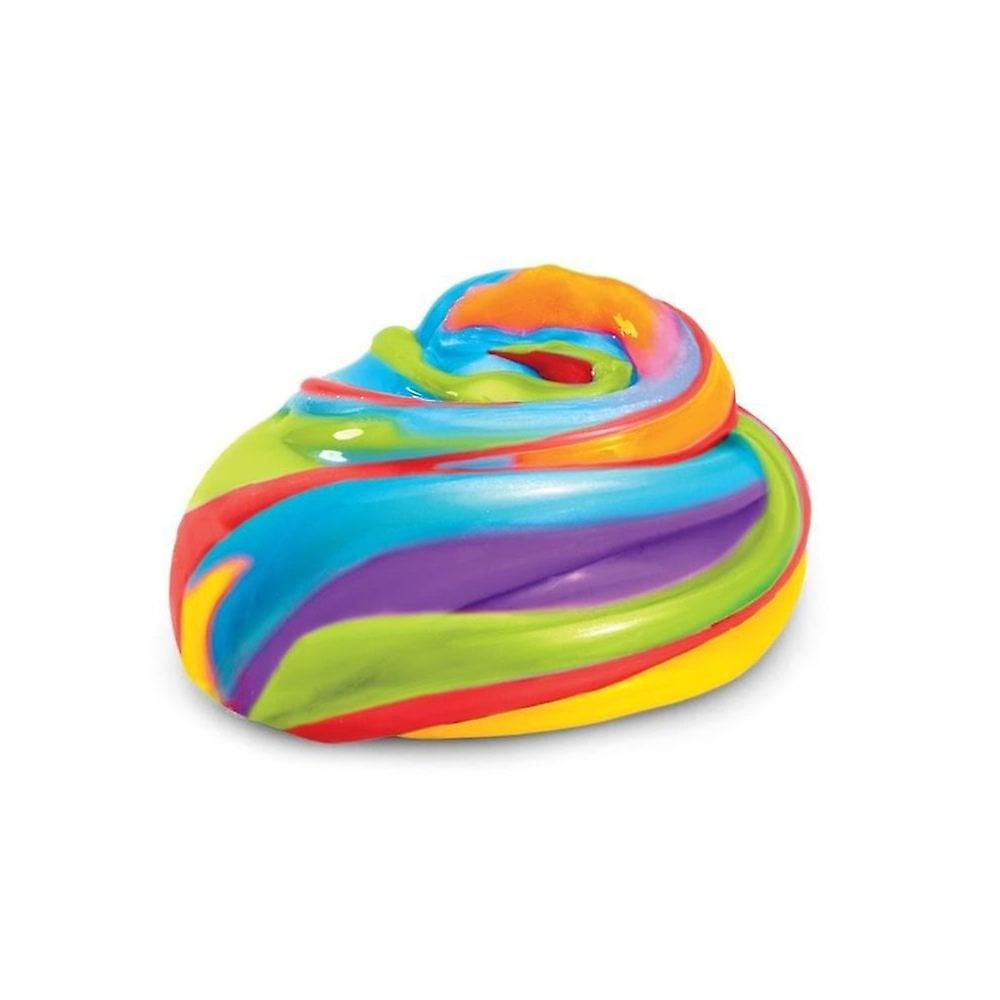CRA-Z-Slimy skapelser Rainbow slevar roligt kit