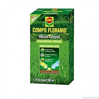 Compo Rasendüngung Floranid 1.5kg (Garten , Andere)