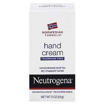 Crème pour les mains sans parfum Neutrogena