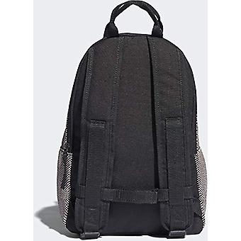 adidas LG - Unisex backpack - Carbon/Haze Coral/Reflective Silver - 34 x 23 x 12 cm