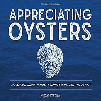 Appreciating Oysters - An Eater`s Guide to Craft Oysters from Tide to