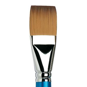 Winsor et Newton Series 666 Cotman Water Colour One Stroke Brush 38mm - 1 1/2 'quot;