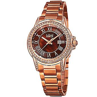 Burgi Clock Woman Ref. BUR168RGBR