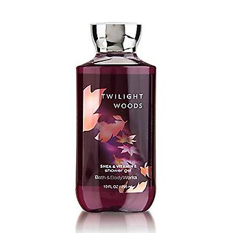 Bath & Body Works Twilight Woods Donne Doccia Gel 10 oz / 295 ml (2 Pack)